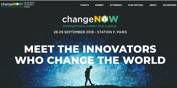 CHANGE NOW 2018