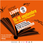 RECYCLIVREDAYS - Flyer