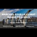 MARCHES CLIMAT 13 OCTOBRE