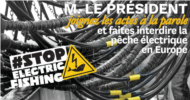 BLOOM - PETITION MACRON INTERDICTION PECHE ELECTRIQUE