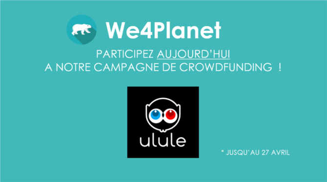 WE4PLANET SUR ULULE AJD 2